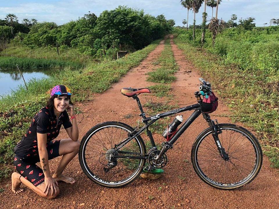 Limoeiro do Norte, Quixadá, Granja e Beberibe estão na lista de destinos já visitados, de bike. (Foto: Arquivo pessoal)