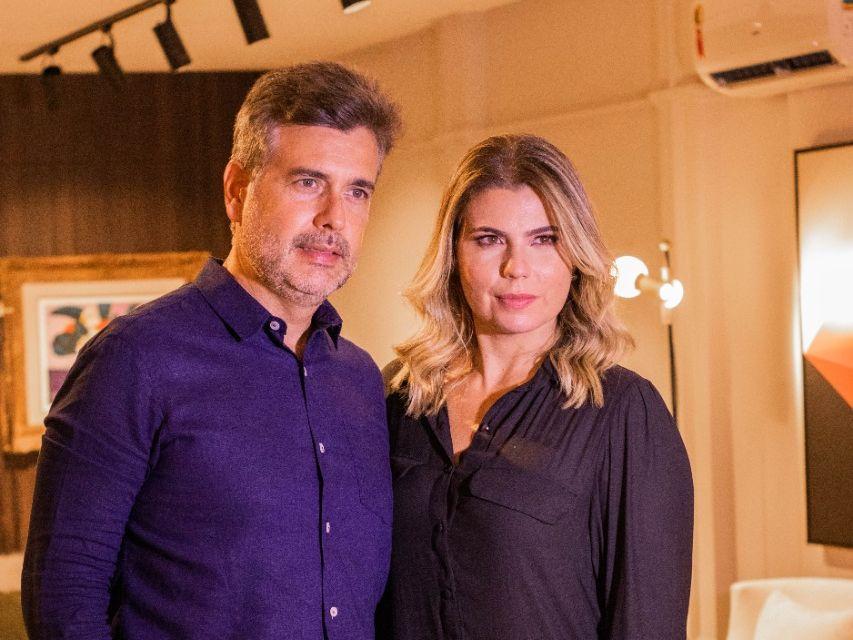 Liliane Meira e Alexandre Pereira lançam a Galpão Details