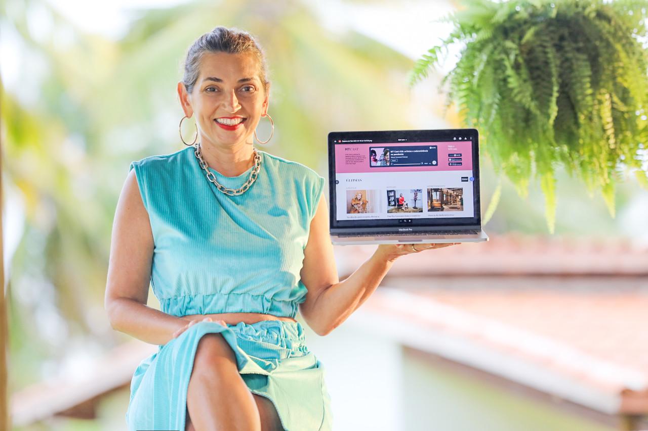 Site MT ganha nova interface e potencializa experiência de leitura digital