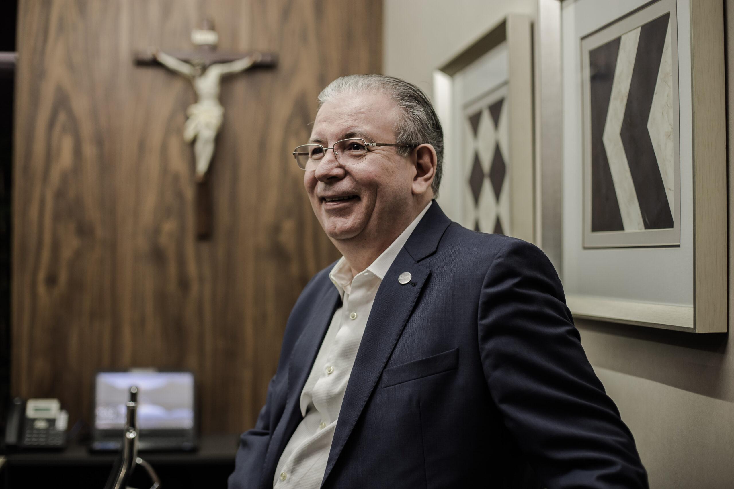 Ricardo Cavalcante defende comércio internacional em rodada de negócios
