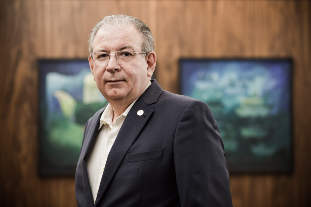 Ricardo Cavalcante anuncia parceria da Fiec com o Movimento Respira Ceará