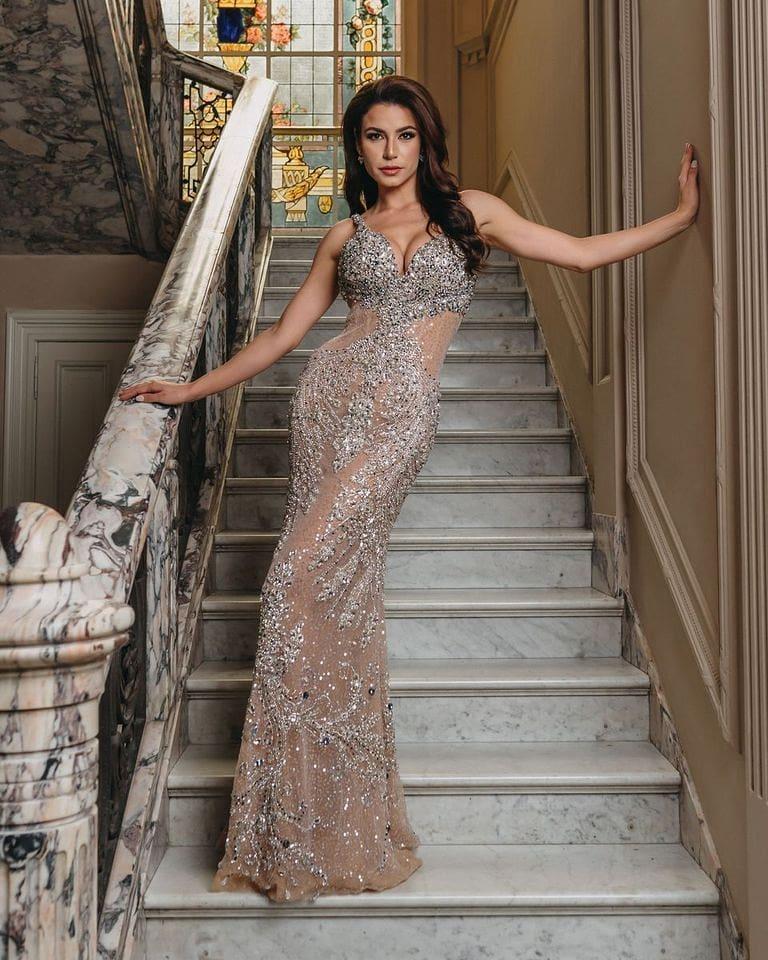 Veja os looks que a gaúcha Julia Gama usou no Miss Universo 2020