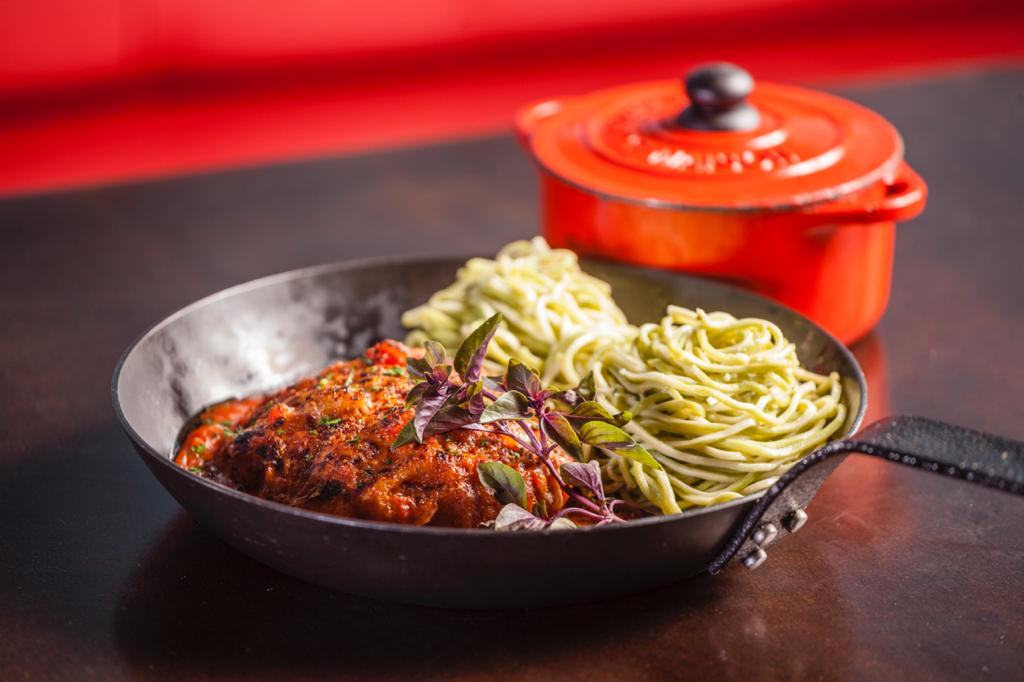 Restaurante Zio Cucina abre este mês no BS Design