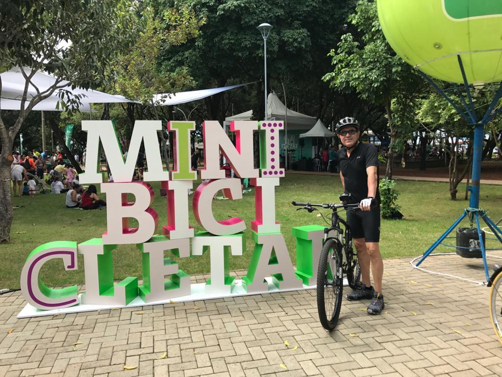 Alexandre Pereira e Bruna Waleska falam sobre paixão pelo ciclismo