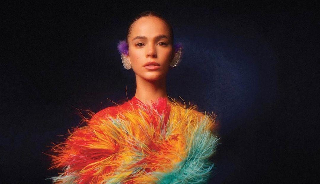 Cearense que criou look de Marquezine para Elle conta bastidores da produção
