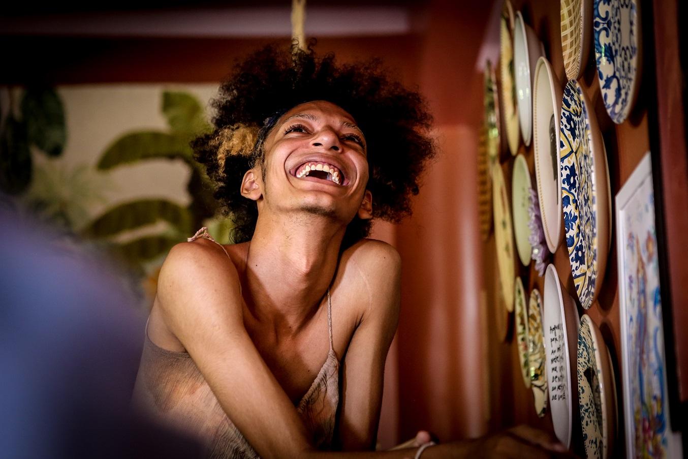 Mumutante: artista cearense usa memórias da Sabiaguaba para fazer música preta