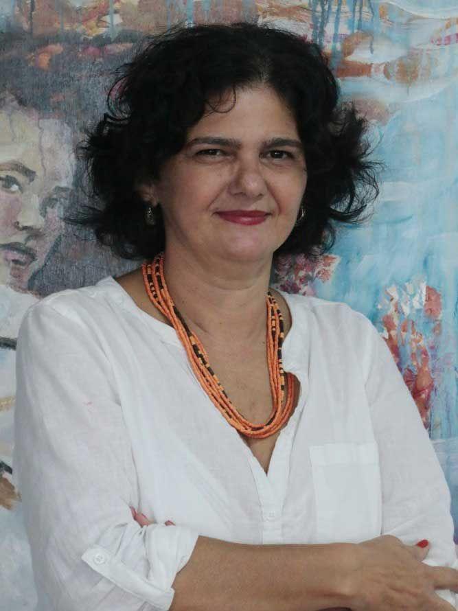 Suzete Nunes é gestora executiva da Biblioteca Pública Estadual do Ceará (Foto: Divulgação)