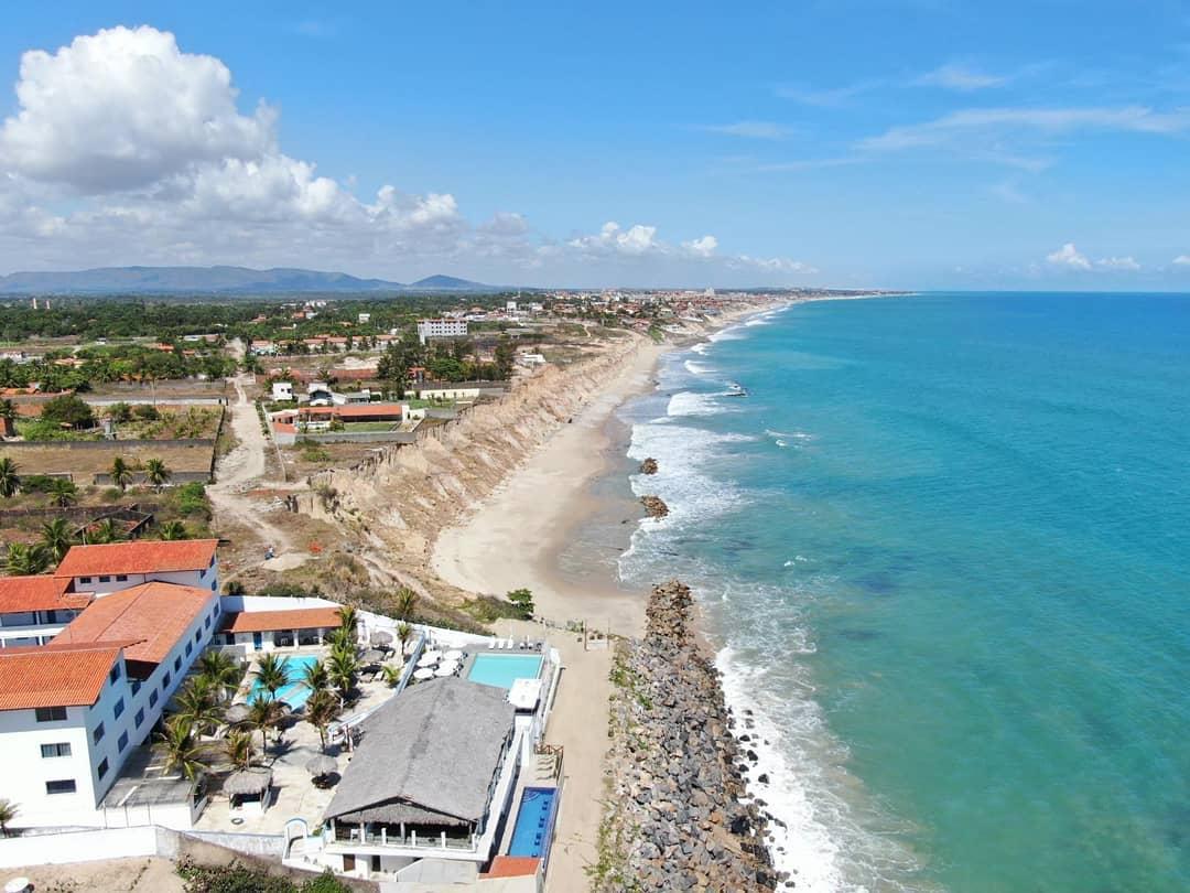 Ceará vai monitorar praias usando fotos de turistas e moradores
