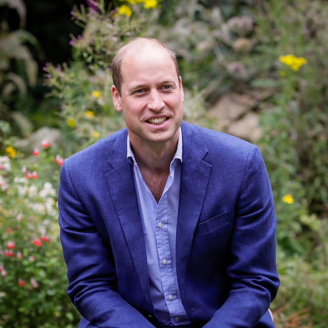 Príncipe William faz aniversário e ganha mensagem do pai e da Rainha Elizabeth
