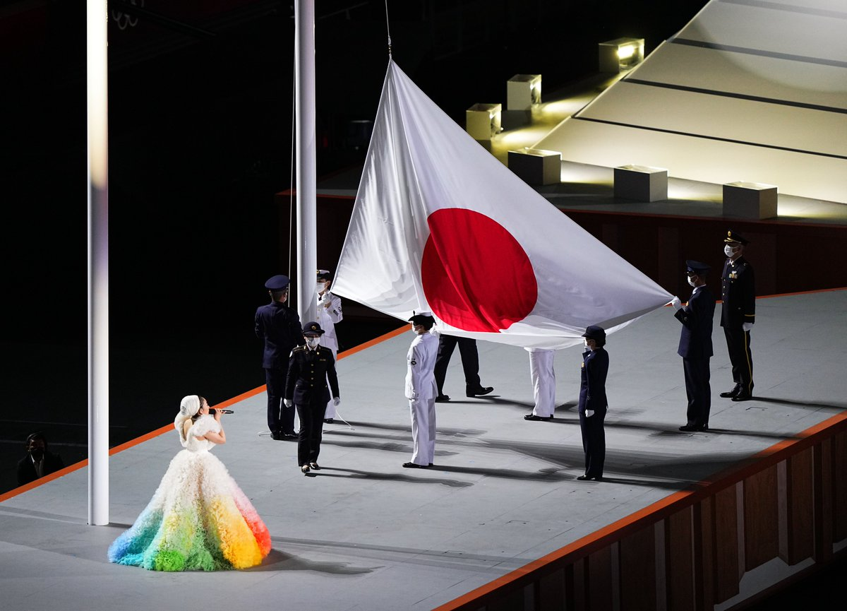 Abertura das Olimpíadas: homenagem a Yoko Ono, estádio vazio e desfile do Brasil são destaques