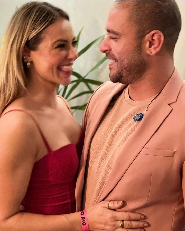 Paolla Oliveira e Diogo Nogueira assumem namoro; veja fotos inéditas do casal