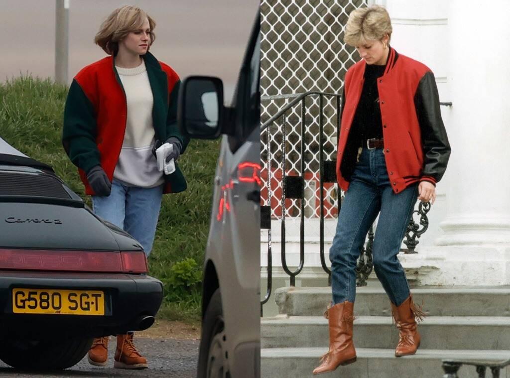 'Spencer': veja os primeiros looks do filme com Kristen Stewart no papel de Lady Di