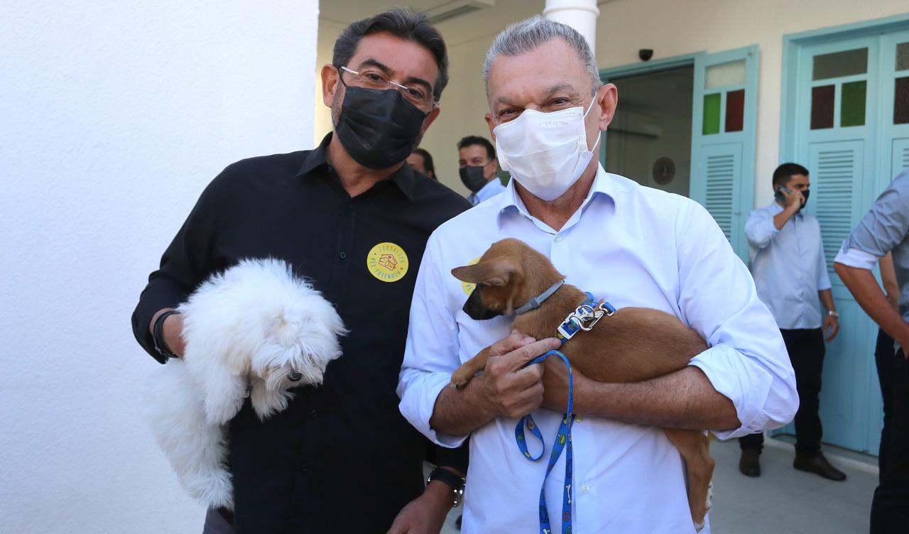 Fortaleza ganha selo de turismo Pet Friendly