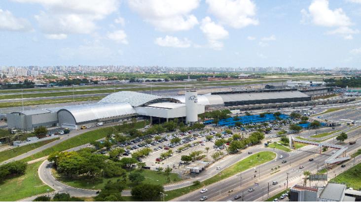 Controle de passageiros em voos internacionais de Fortaleza fica mais ágil