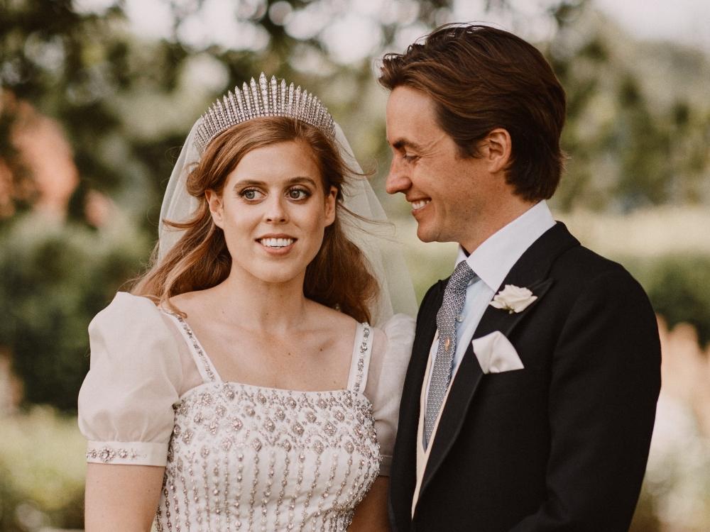 Família Real confirma o nascimento da filha da Princesa Beatrice e Edoardo Mapelli Mozzi