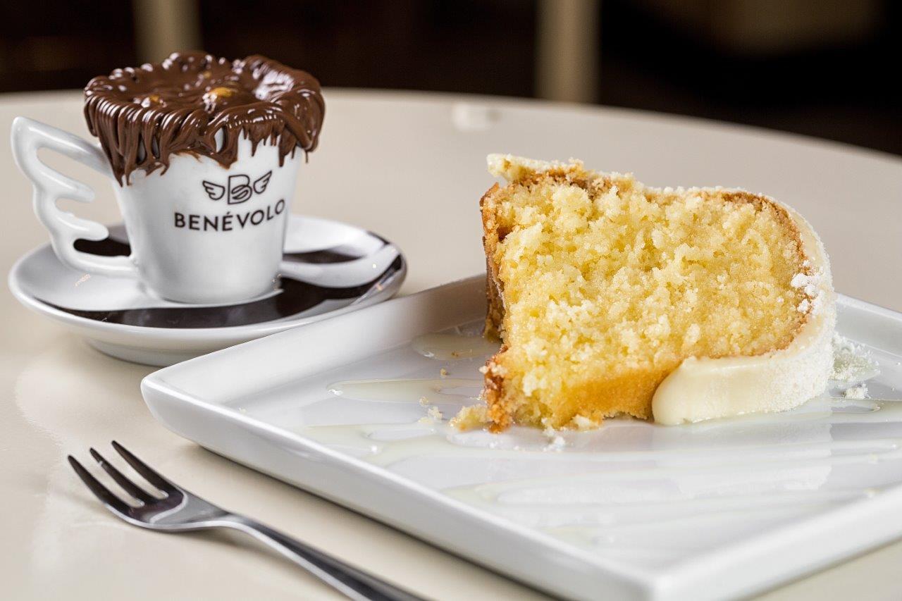 Benévolo Café (Foto: Reprodução)