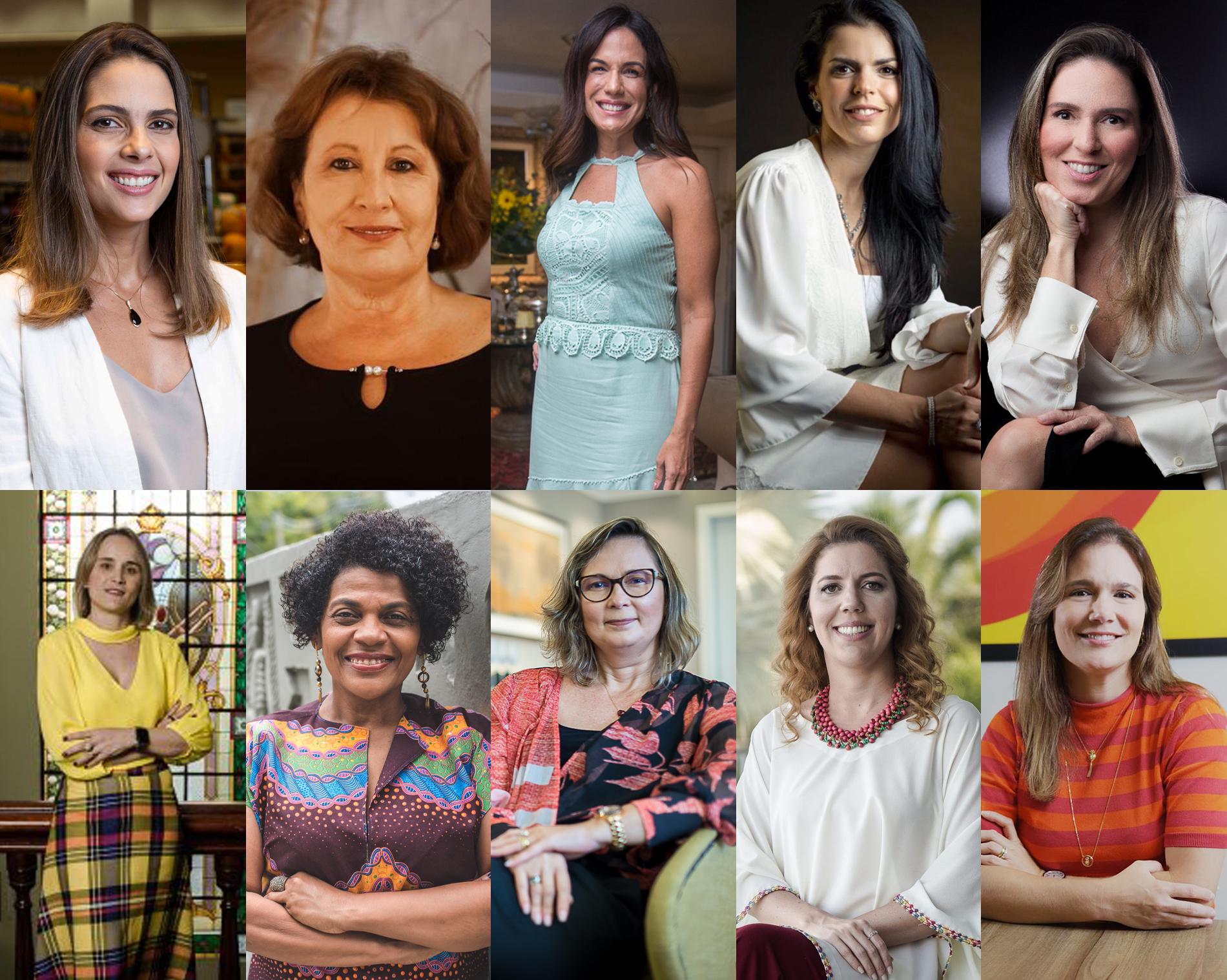 10 melhores mulheres executivas do Ceará