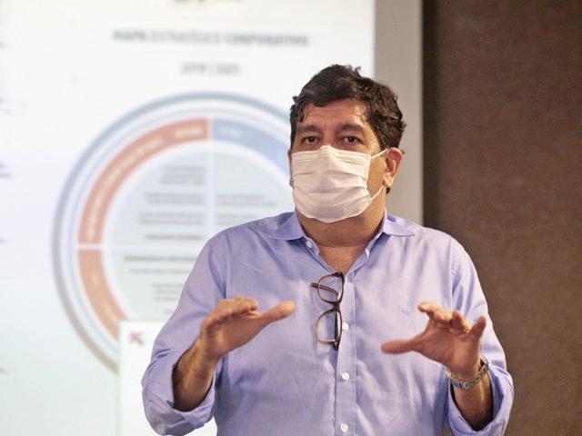 Dr. Cabeto recebe comenda Paulo Marcelo Martins Rodrigues no próximo dia 18 de outubro (Foto: Nívia Uchôa)