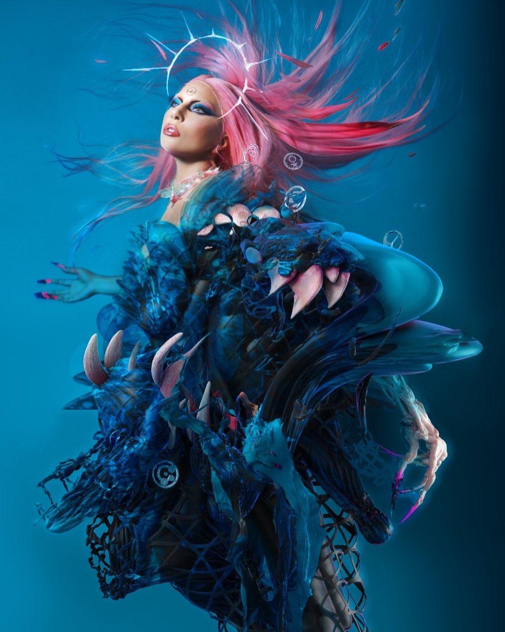 Lady Gaga lança música em parceira com Pabllo Vittar