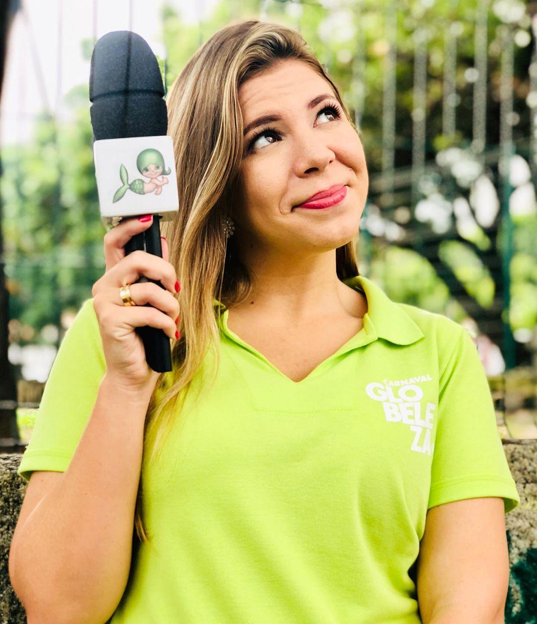 Repórter da TV Verdes Mares, Marina Alves precisa de doação de sangue, plaquetas e medula; saiba como ajudar