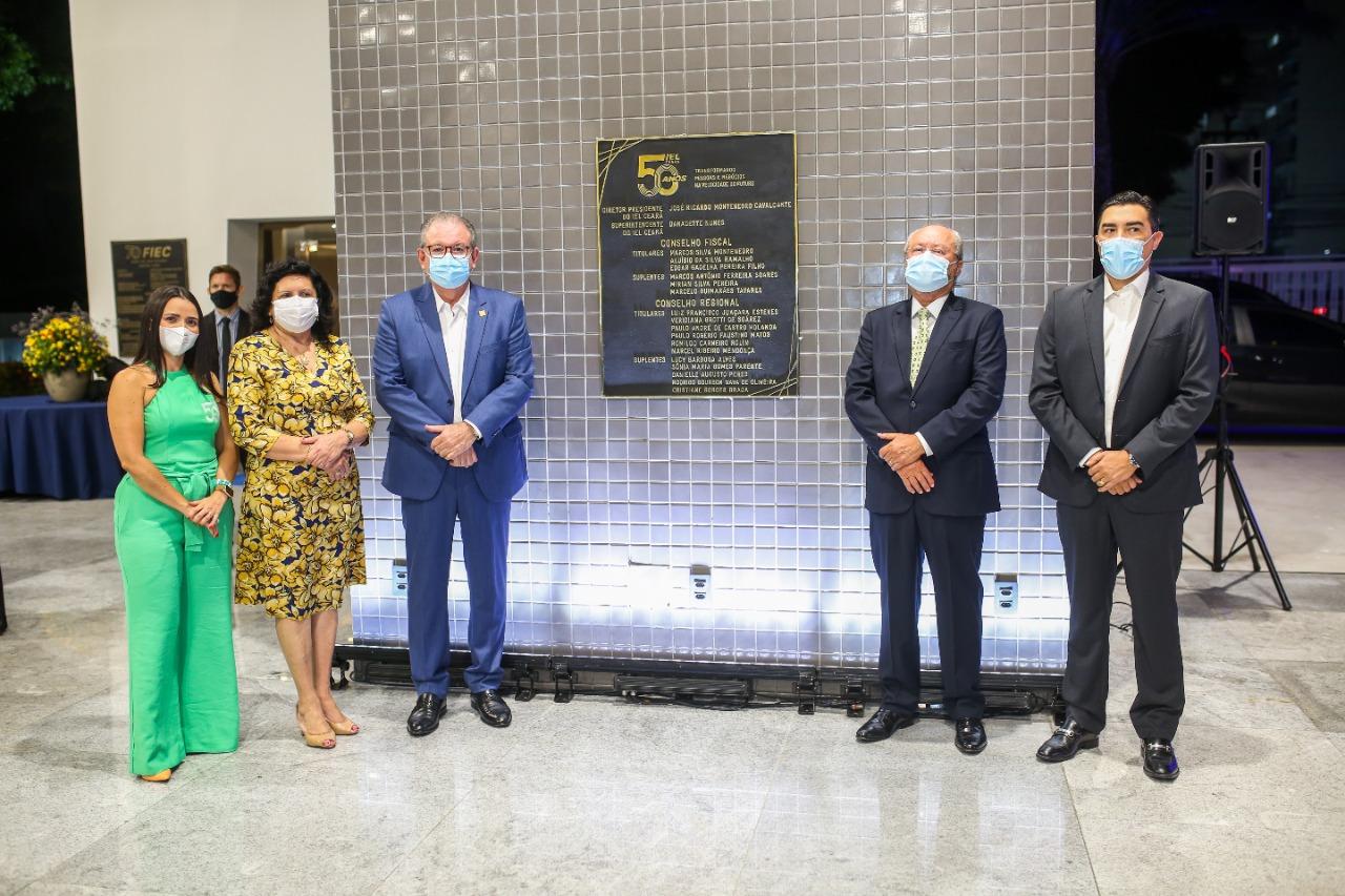 IEL Ceará completa 50 anos de atividades com evento para convidados