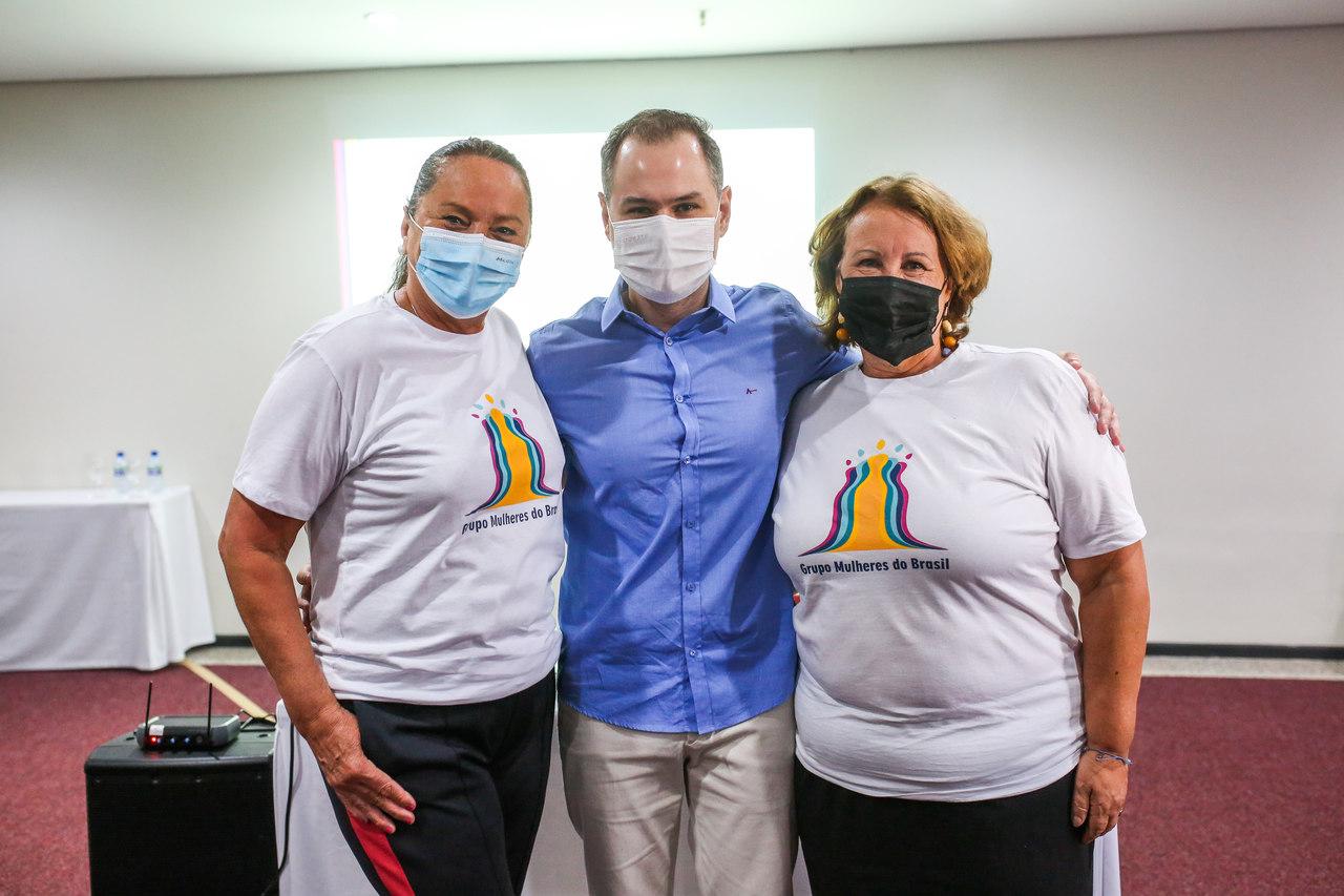 Grupo Mulheres do Brasil lança projeto para auxiliar reinserção social de egressas; veja fotos