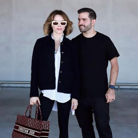 Paulinha Sampaio veste Lauf Sports com bolsa da Dior (Foto: Reprodução/Instagram)