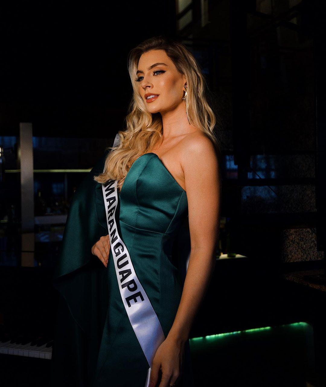 Teresa Santos é eleita Miss Universo Ceará pela segunda vez