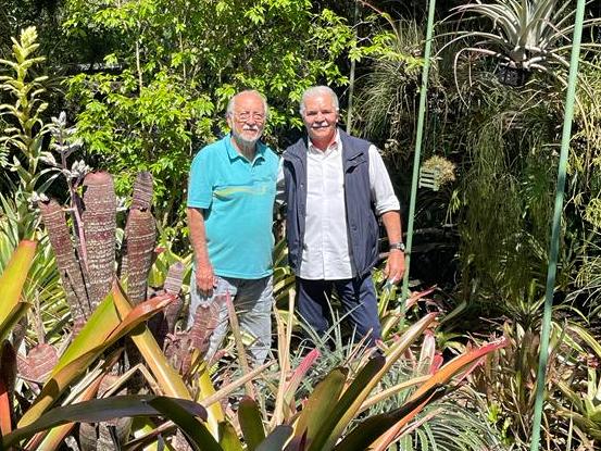 Pio Rodrigues celebra elogio de Roberto Menescal, fundador da Bossa Nova