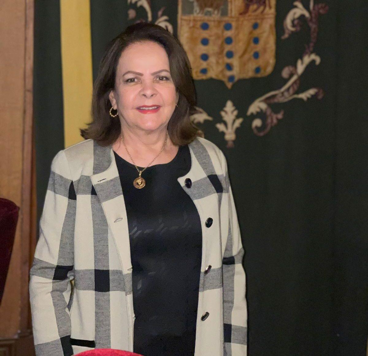 Nadja Parente comemora o aniversário em Lisboa