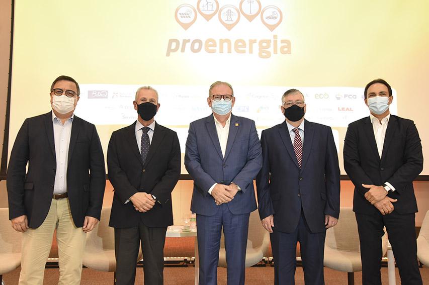 Primeiro dia de Proenergia 2021 recebe o Ministro Bento Albuquerque