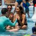 Beach Park faz ação com crianças e adolescentes autistas em alusão ao Dia da Pessoa com Deficiência